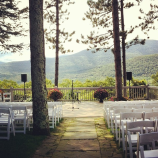 Oreonta House Wedding ceremony