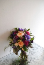 Rosehip Social Wedding Flowers