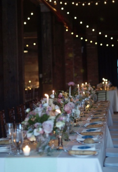Liberty Warehouse Centerpieces